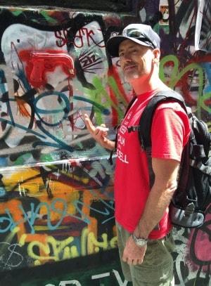 Street Artist tour guide